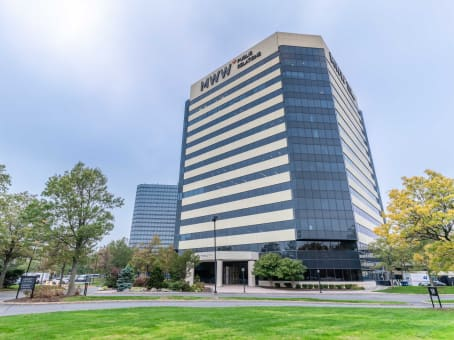 Building at 1 Meadowlands Plaza, Suite 200 in East Rutherford 1