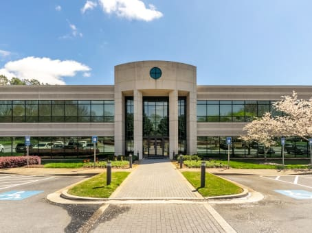 Building at 11555 Medlock Bridge, Suite 100 in Johns Creek 1