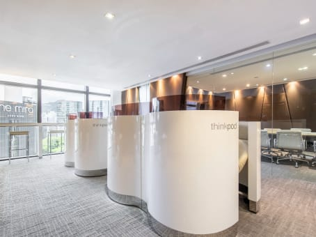 Regus Business Lounge in Hong Kong Miramar Tsim Sha Tsui