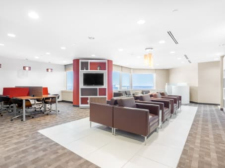 Regus Business Lounge in Manulife Place