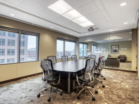 Regus Business Lounge in Downtown - Clinton Square