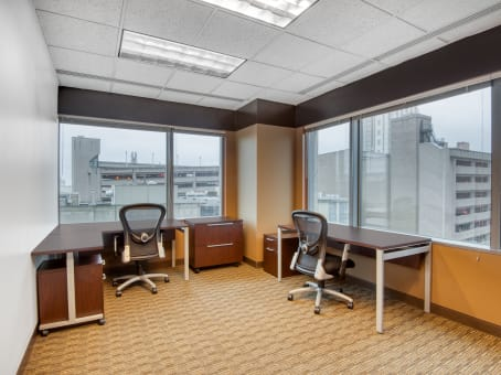 Regus Meeting Room in Downtown - Clinton Square
