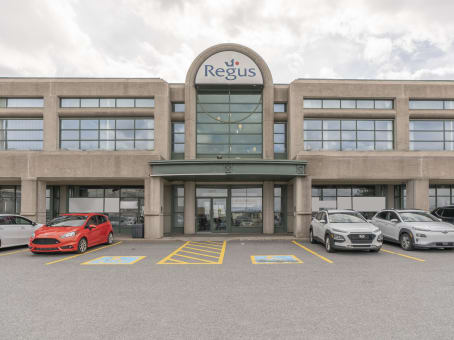 Regus Business Lounge, Quebec, Laval - Laval