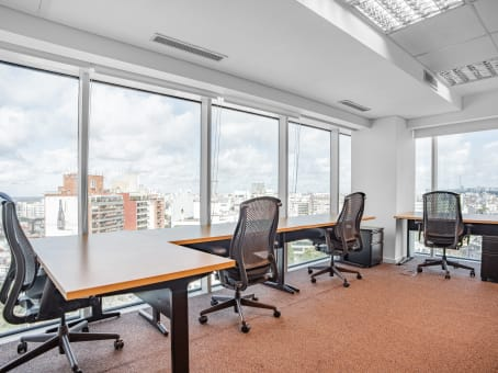 Regus Business Centre in Montevideo, World Trade Center III