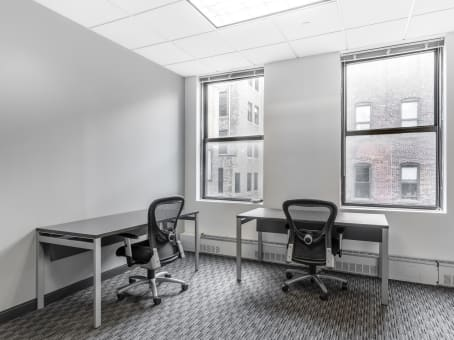 Regus Meeting Room, New York, New York - 411 Lafayette