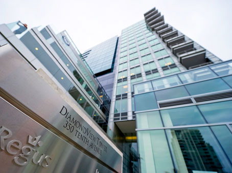 Regus Business Centre in Diamond View