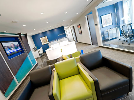 Regus Business Lounge in Diamond View