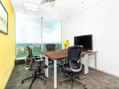 Regus Office Space, Bangalore World Trade Centre