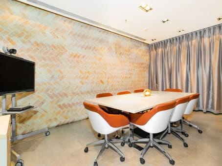 Regus Virtual Office in Bangalore World Trade Centre