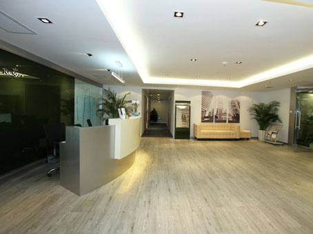 Regus Office Space in Shenzhen Panglin Plaza
