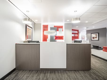 Regus Meeting Room in South Financial District
