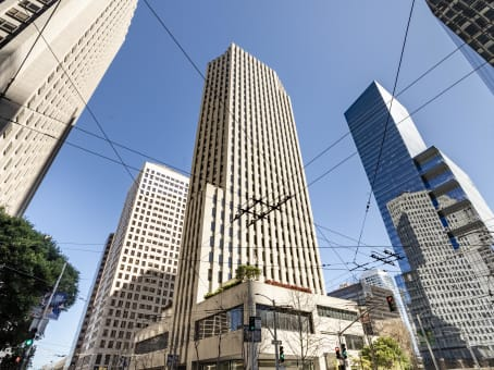 California, San Francisco - South Financial District