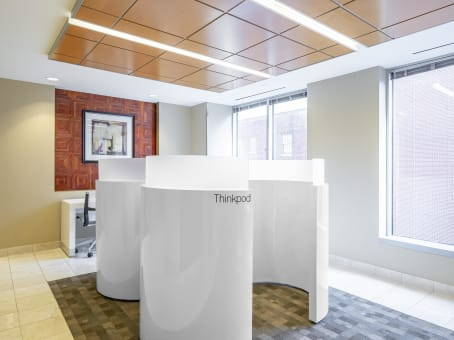 Regus Business Lounge in Capitol Hill