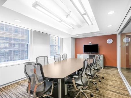 Regus Meeting Room in 57 West 57th Street