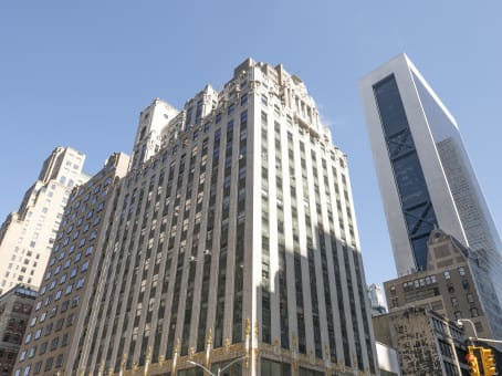 Regus Virtual Office, New York, New York - 57 West 57th Street