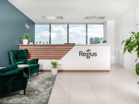 Regus Business Lounge in Zagreb City Centre