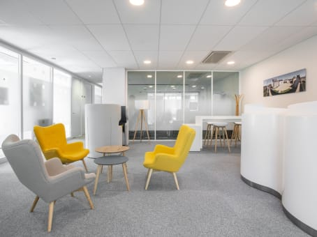 Regus Business Centre in Nantes Euronantes Gare