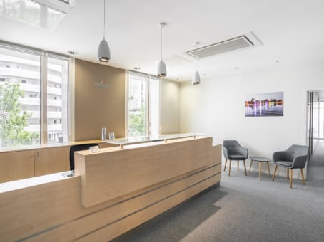 Regus Office Space in Nantes Euronantes Gare