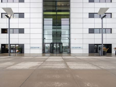 Building at Kranhaus 1, Im Zollhafen 18, Third and fourth Floor in Cologne 1
