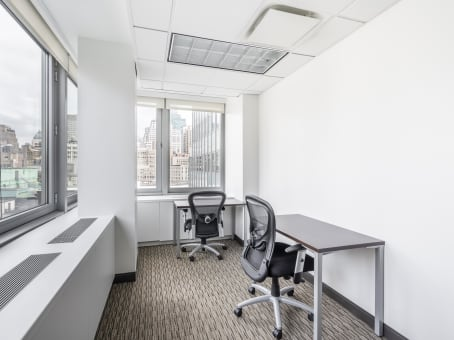 Regus Meeting Room in 112 W. 34th
