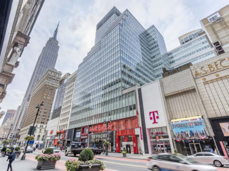 Regus Virtual Office, New York, New York - 112 W. 34th