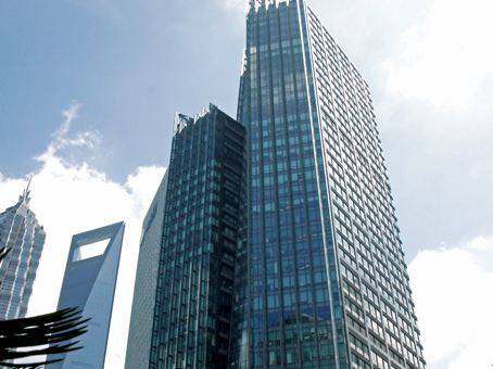 Regus Office Space in Shanghai BEA Finance Tower