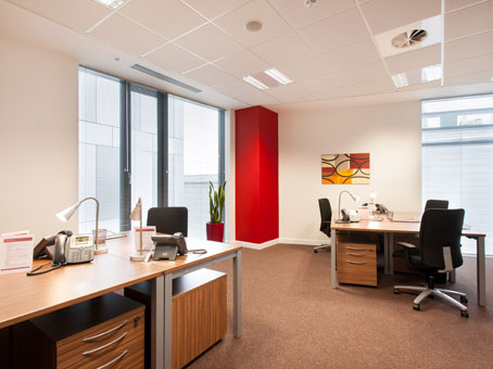 Regus Office Space in Warsaw Equator Ochota