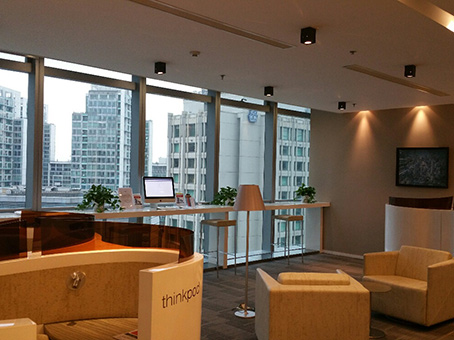 Regus Business Centre in Beijing China Central Place
