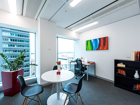 Regus Business Lounge in Auckland 21 Queen Street