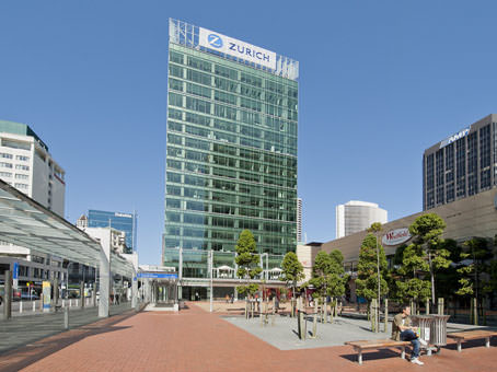 Building at Level 10, 21 Queen Street in Auckland 1