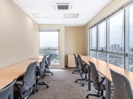 Regus Business Centre, Salvador Mundo Plaza