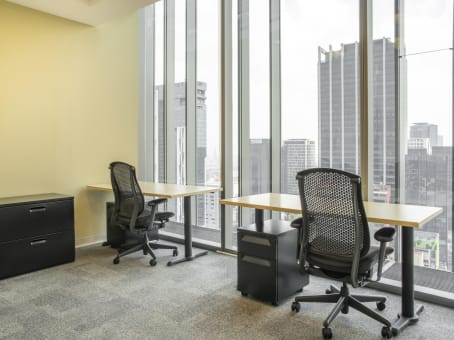 Regus Business Centre in Mexico City Reforma - New York Life