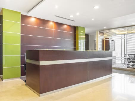 Regus Business Lounge in Mexico City Reforma - New York Life