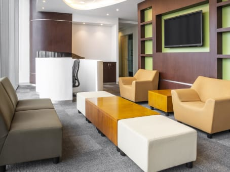 Regus Office Space in Mexico City Reforma - New York Life