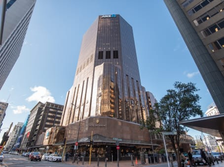 Building at Level 15, 171 Featherston Street, Lambton in Wellington 1
