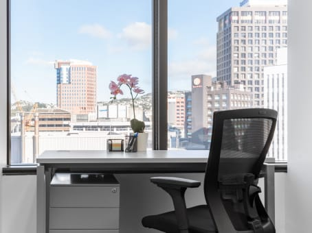 Regus Virtual Office in Wellington HP Tower