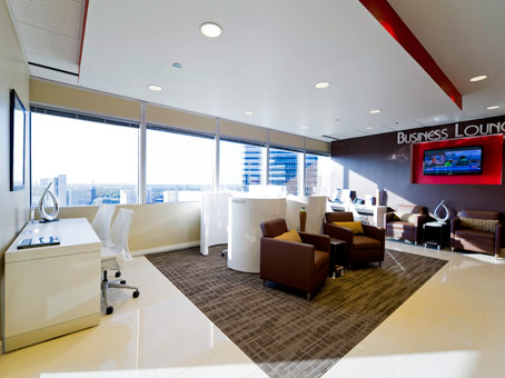 Regus Business Centre in Two Post Oak Central