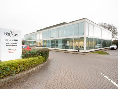 Building at Windmill Hill Business Park, Whitehill Way in Swindon 1