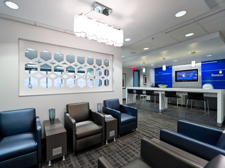 Regus Business Lounge in One Lakeway