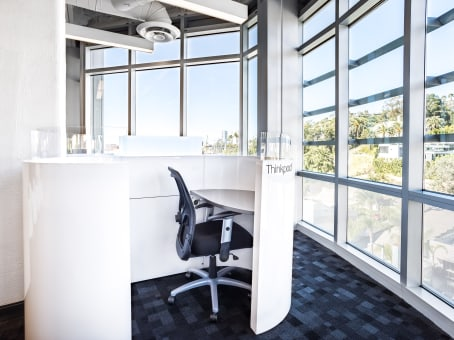 Regus Business Lounge in Sunset Boulevard