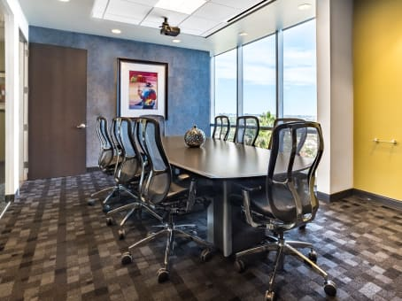Regus Meeting Room in Sunset Boulevard