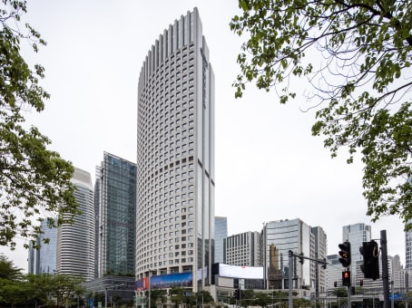 Building at 12/F, Tower A, Phase 1, G.T. Land Plaza, No.85 Huacheng Avenue, Tianhe District in Guangzhou 1
