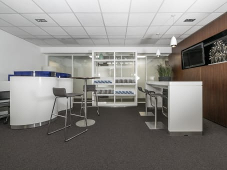 Regus Business Lounge in Paris Gare de Lyon
