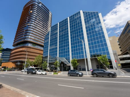 Regus Business Lounge, Sydney Parramatta - Phillip Street