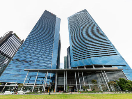 Regus Business Centre in Singapore, MBFC Tower 3