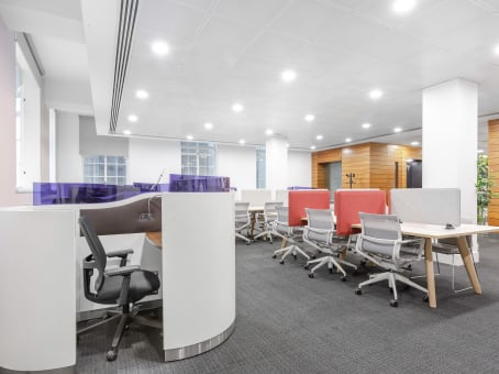 Regus Business Centre in London Lombard Street