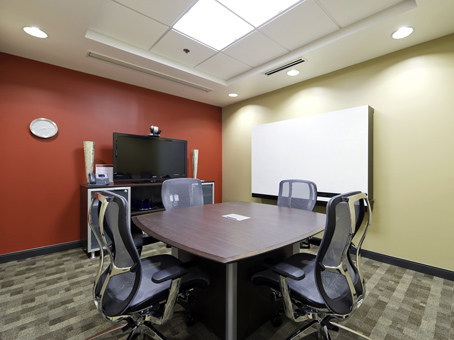 Regus Meeting Room in One West Court Square