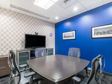 Regus Business Lounge in Cush Plaza