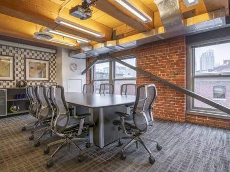vancouver office space meeting rooms. Contemporary Rooms Regus A Provider Of Flexible Workspaces Has Opened Its First Coworking  Space In Canada With Vancouver Office Space Meeting Rooms