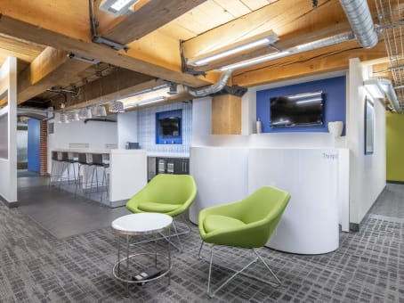 Regus Business Lounge in Yaletown